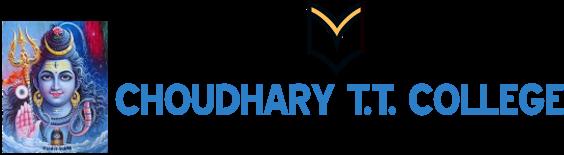 CHOUDHARY T.T. COLLEGE Rawatsar,Hanumangarh
